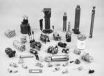 composants mécaniques et hydrauliques